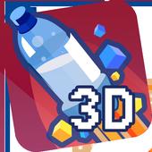 Bottle Flip 3D Game 1.0