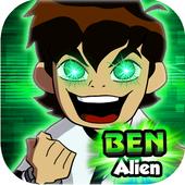 com.ben.alien.Ultimate.fight.world.tentengame icon