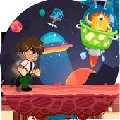 ben amazing Ultimate Alien Transform 1.5