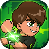 Hero kid - Ben Alien Ultimate Power Surge 1.1