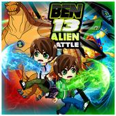 Ben Ten Battle City Fight 1.4