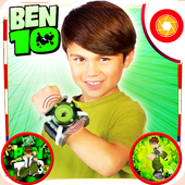 Ben Hero 10 Photo Stickers 1.0
