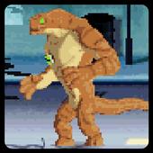 Ben Heroes Alien Vilgax Attacks 2