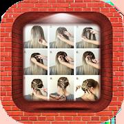 step by step- Hairstyles 1.4.0