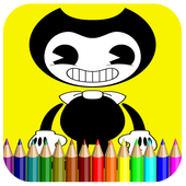 Learn Coloring Bendy