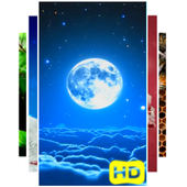 Night Sky Live Wallpapers 1.0