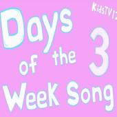 Days of the Week Song for Kids Offline Video 3.0
