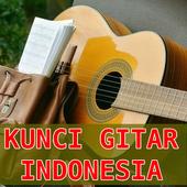 Kunci Gitar Indonesia Offline 7.0