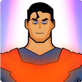 Superman Super Hero Runner 1.0