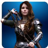 Archery Girl Animal Hunting 3D