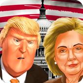Trump Vs Hillary Free Fight 3D 1.3
