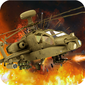 Modern Gunship Heli Battle strike 1.1