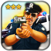 Police Car Gangster Chase 2017 Police vs Gangsters 1.1