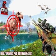 DINO HUNTING 3D:JURASSIC DINASAUR SHOOTING GAMES 3