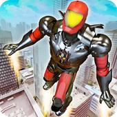 Flying Swat Robot War Survival Hero 1.1