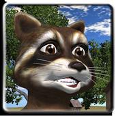 Talking Raccoon Rascal Free 2