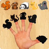 Animal Finger Family Puzzles Game 1.0