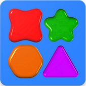 Shapes Puzzles - Letters And Numbers 1.2