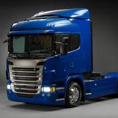 Wallpapers Scania Trucks 10