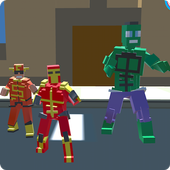 Pixel AvengerBest Simulator GamesAction