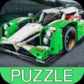 Puzzle  LEGO Technic Race 1.0