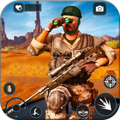 Elite Commando: Sniper 3D Gun Shooter 2019 1.1