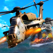 Gunship Helicopter Air Strike - 3D Battle 1.1.7