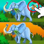 Find 10 Differences Diffrence 3.4