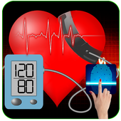 Blood pressure Scanner Prank 1.0