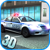 City Police Force Car Chase 3D 1.8