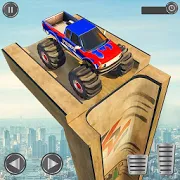 Monster Truck Mega Ramp Stunts Tracks 1.9