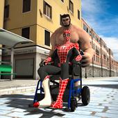 Save the Superheroes: Wheelchair Stunts 1.1
