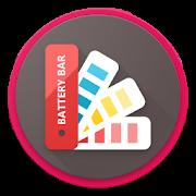 Battery Bar : Energy Bars on Status bar 3.2