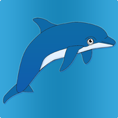 Flappy Cute Dolphin