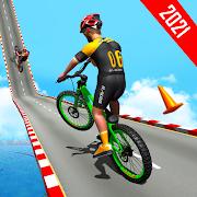 BMX Bicycle Racing Stunts 3D Mega Ramp Cycle Games 2.6