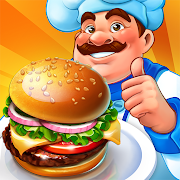 Cooking Craze: Crazy, Fast Restaurant Kitchen Game 1.45.0
