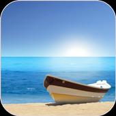 Zen Boat HD Wallpaper Live 1.0