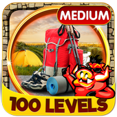 Challenge #35 Camp New Free Hidden Objects Games 75.0.0