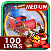 Challenge #113 Christmas Eve Hidden Objects Games 75.0.0
