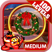 Challenge #170 Christmas Lights Hidden Object Game 75.0.0