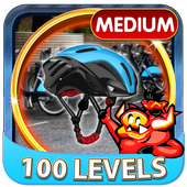 Challenge #214 City Cycle New Free Hidden Objects 75.0.0