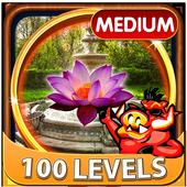 Challenge #103 Water Fountain Hidden Objects GamesPlayHOGPuzzle