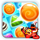 Smash Candy Match 3 Free Games 1.0.0