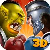 Fantasy Fighting Battle 3D 1.0