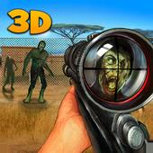 Zombie Shooting Hunting Safari 1.0