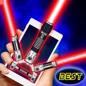 Laser Weapons Lightsaber 3D 1.2