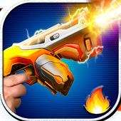 Weapons of War X: Laser Gun 1.0