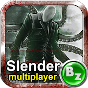 Slenderman Hide & Seek Online 1.123