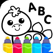 ABC DRAW! Alphabet games Preschool! Kids DRAWING 2 1.0.8.6