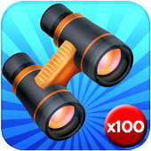 Binoculars - Super Zoom Camera 2.1